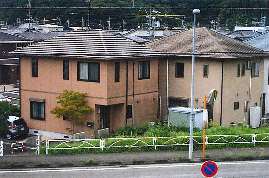 静岡県焼津市の土地売却をコンタクトハウジングが行い、建物を立ました